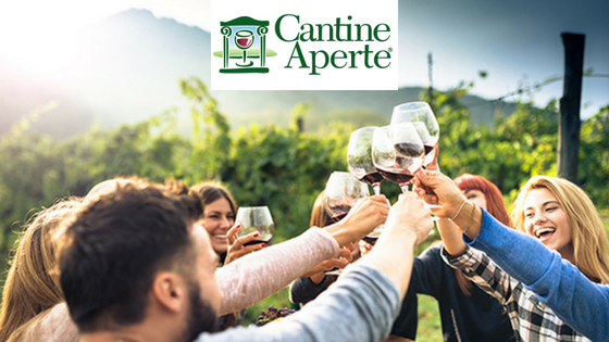 Cantine Aperte 2018: May 26th – 27th come to visit us!
