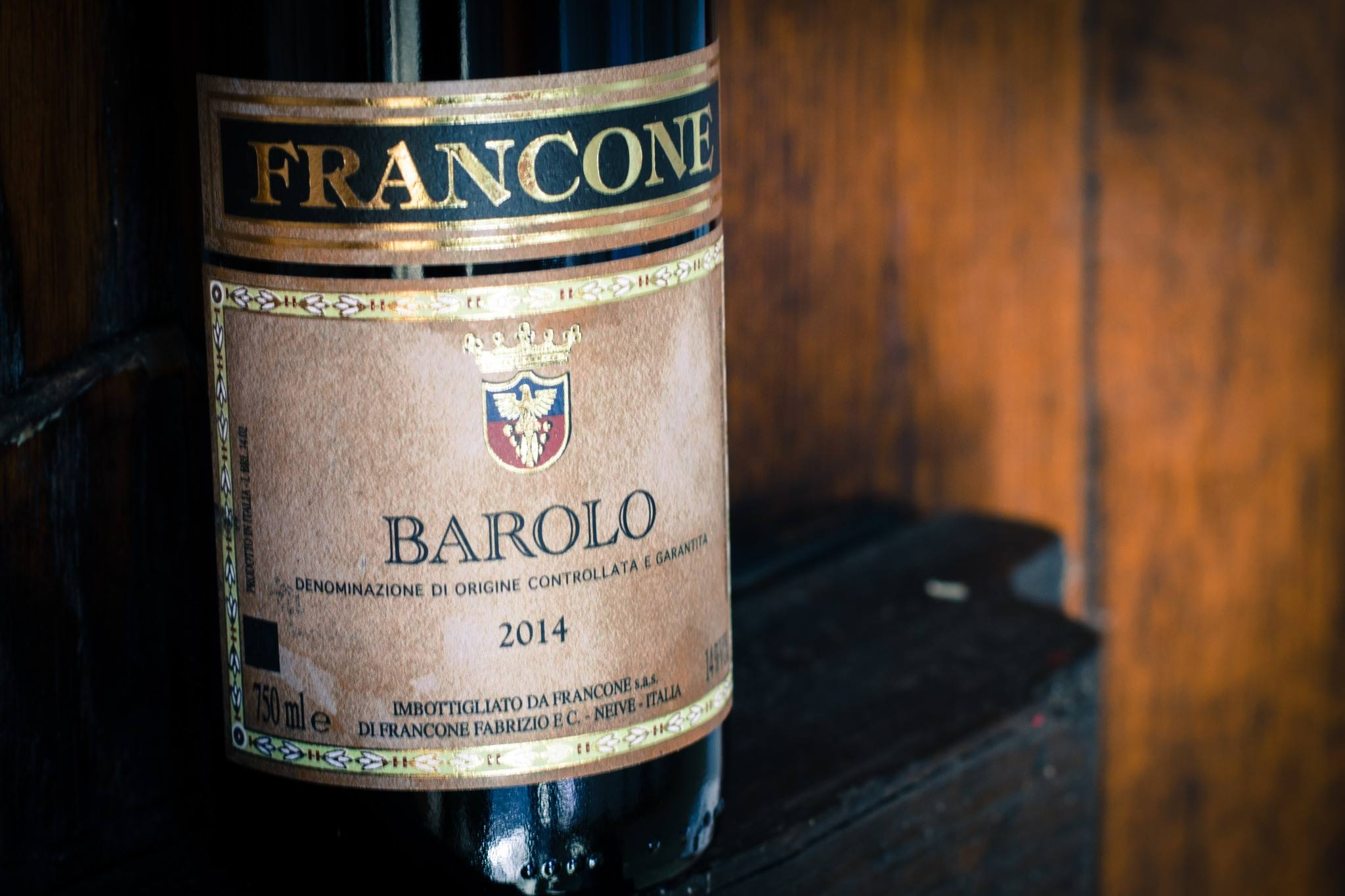 Looking for Barolo in Canada? Our red wines land in Québec