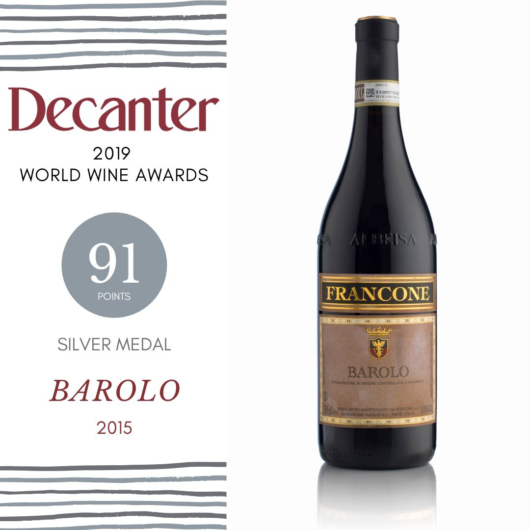 Decanter World Wine Awards 2019